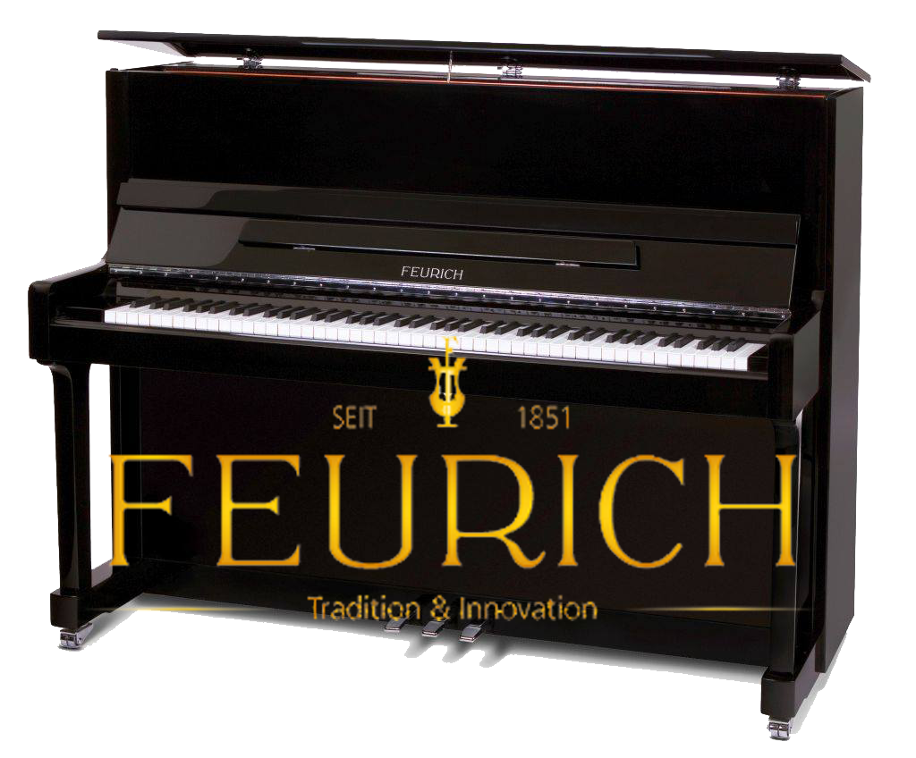 Feurich Upright Piano Feurich in Quebec