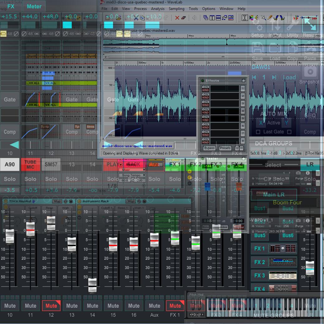 Technologies de la musique