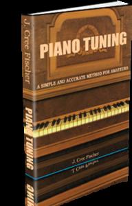 Piano tuning ebook